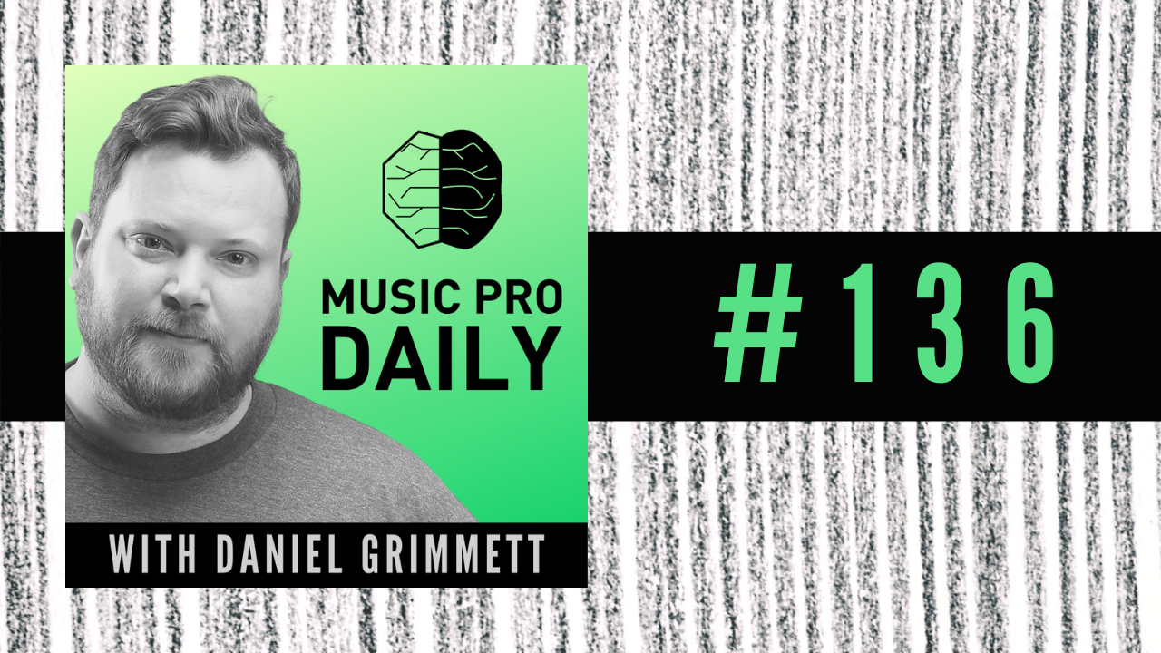MPD #136: An Alternative To Selling Music Production Courses